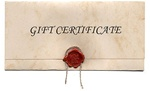 Sheffield Pottery Gift Certificate