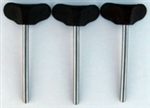 "Giffin Grip Replacement Parts: GIFFIN GRIP 4"" RODS and NEW HANDS"