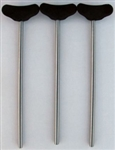 "GIFFIN GRIP 6"" RODS and NEW HANDS"