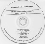 DVD-INTRODUCTION TO HANDBUILDING by Stephen Jepson