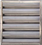Laguna Pro-V Spray Booth Aluminum Baffle Filter