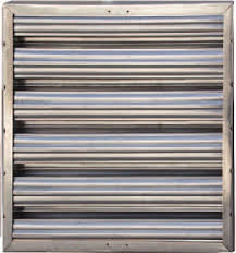 Laguna Pro-X Spray Booth Aluminum Baffle Filter