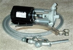 Lehman Studio Star  EX4 Slip Pump with 1/2 HP Motor, Hose and Nozzle