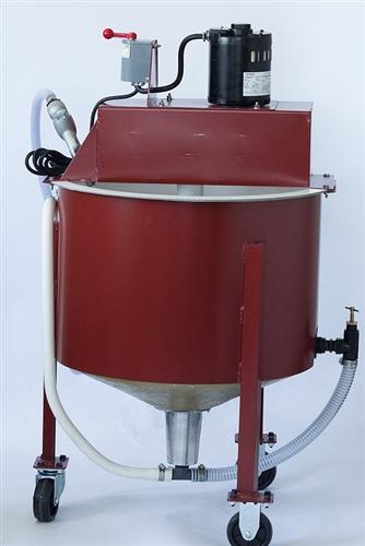 Lehman RM30 Casting Slip Tank, Mixer and Reversible Pump