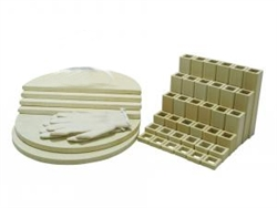 L&L Kilns Furniture Kit For E18T Kilns