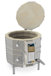 L&L E28M Easy Fire Kiln Package