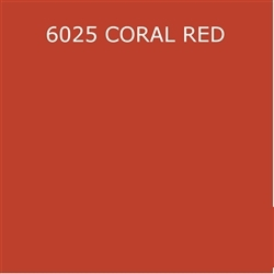 Mason Stain #6025 Coral Red Quarter Pound