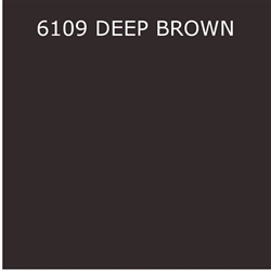 Mason Stain #6109 Deep Brown Quarter Pound