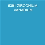 Mason Stain #6391 Zirconium Vanadium Blue One Pound