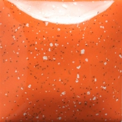 MAYCO GLAZE Speckled Orange a Peel
