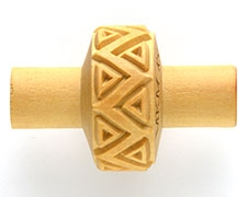 MKM Tools 1.5CM Texture Roller 025 Zigzag Triangles