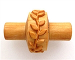 MKM Tools 1.5CM Texture Roller 026 Leafy Vine