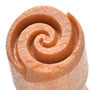 MKM Stamps4Clay SMR (1.0 cm round) 056 Double spiral