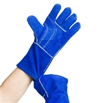 LEATHER WELDERS or KILN GLOVES