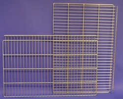 3 Wire Shelves for North Star Ware Trucks