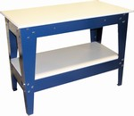 "North Star Equipment Ceramic Work Table 50"" X 24"" X 36"" High"