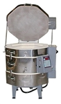 "Olympic 1818H ""Stackable"" Electric Kiln with V6-CF Electronic Controller : 2.63 CuFt:  Cone 10"