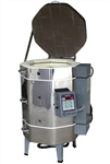 "Olympic 1827H ""Stackable"" Electric Kiln with V6-CF Electronic Controller : 3.95 Cu. Ft:  Cone 10"