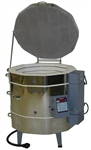 "Olympic 2318 ""Stackable"" Electric Kiln with V6-CF Electronic Controller : 4.7 Cu. Ft:  Cone 8"