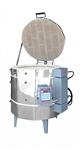 "Olympic 2323 ""Stackable"" Electric Kiln with V6-CF Electronic Controller : 5.83 Cu. Ft:  Cone 4"