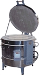 "Olympic 2823H ""Stackable"" Electric Kiln with V6-CF Electronic Controller : 8.34 Cu. Ft:  Cone 10"