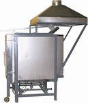 OLYMPIC KILN DD14 - DOWNDRAFT KILN Gas or Propane