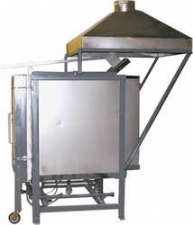 DD12 - OLYMPIC DOWNDRAFT KILN Gas or Propane