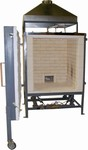 OLYMPIC KILN DD17 - DOWNDRAFT KILN Gas or Propane