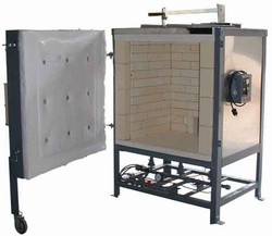 OLYMPIC KILNS DD9-DOWNDRAFT KILN Gas or Propane