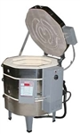 Olympic DUAL MEDIA KILN 1818HE: 2.63 cu. ft. : Cone 10  with RTC-1000 Digital Controller