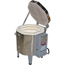 Olympic FREEDOM 1414HE KILN PACKAGE: Cone 10, Electronic Control with Vent, Furniture Kit and More!