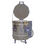 Olympic FREEDOM 2327HE KILN PACKAGE: Cone 10, Electronic Control with Vent, Furniture Kit and More!