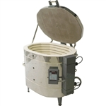 Olympic FREEDOM 2527HE KILN PACKAGE: Cone 10, Electronic Control with Vent, Furniture Kit and More!