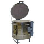 Olympic FREEDOM 2827HE KILN PACKAGE: Cone 10, Electronic Control with Vent, Furniture Kit and More!