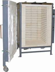 Olympic FL20 Complete Front Loading Kiln Package