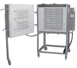 OLYMPIC FL-5.5 FRONT LOADING Commercial  KILN