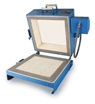 Paragon CS19D Clamshell Kiln For Glass Fusing