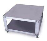 Paragon Rolling Kiln Stand, 32x32x18 inches