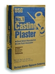 #1 CASTING PLASTER 50 lbs.