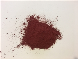 Copper Oxide Red Fifty Pound Bag
