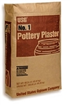 U.S. Gypsum POTTERY PLASTER 50lb Bag