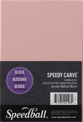 Speedball Speedy Carve Carving Block