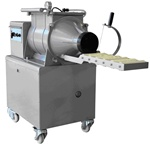 SHIMPO NVS-07 Stainless Deairing Pugmill Mixer