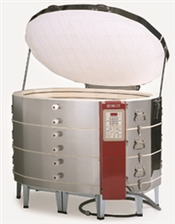 Skutt Low Fire Oval Kiln KM1627-3PK-LF