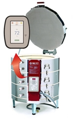 Skutt KMT1227-3 Kiln with Touch-Screen Controller
