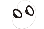 Sherrill Mudtools : Heavy Duty Clay Cut-off Wire (black)