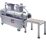 SHIMPO PUGMILL NVA-04S Stainless Steel