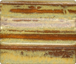 Spectrum Glaze 1154 TEXTURED IRON pint