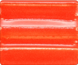 Spectrum Glaze 1193 FIRE ENGINE RED pint