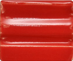 Spectrum High Fire c9/10  Glaze 1276 Fire Engine Red Pint